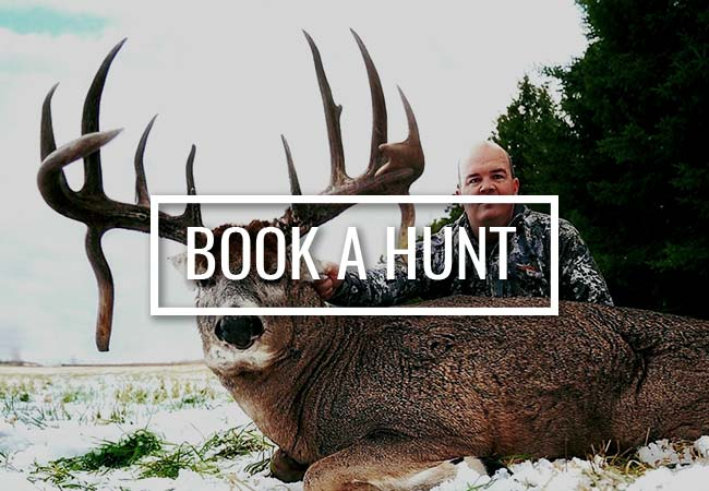 Book a Hunt with Alberta Dark Horn Ltd